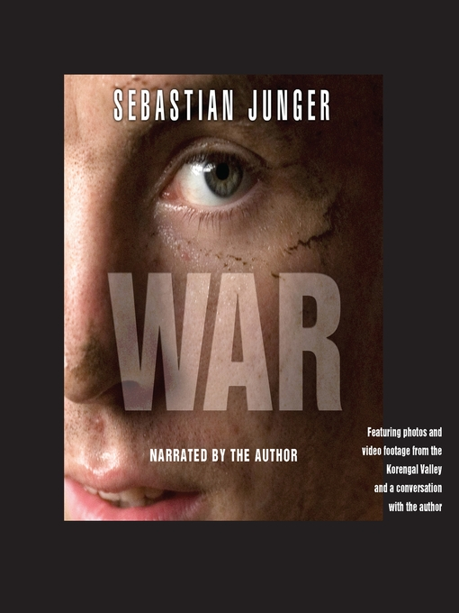 Title details for War by Sebastian Junger - Wait list